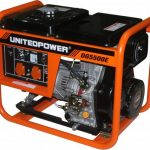 United Power Generator Parts