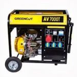 GreenCut Generator Parts