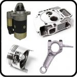 Capital Tools Engine Parts
