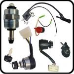 Mach Force Electrical Parts