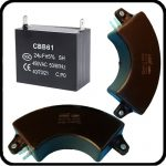 Giant Industrial Capacitors